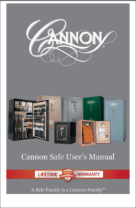 cannon lifetime warranty