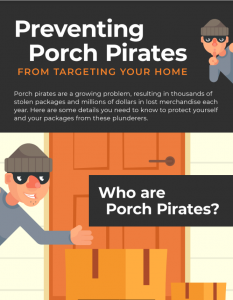 porch pirate steal from home