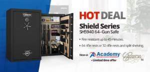 black friday deals on safes at academy