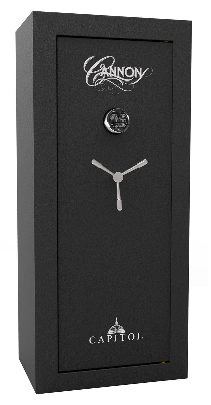 black capitol safe