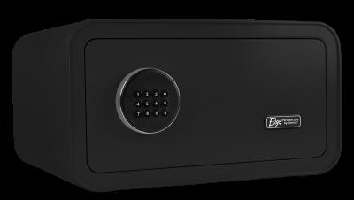 small black safe