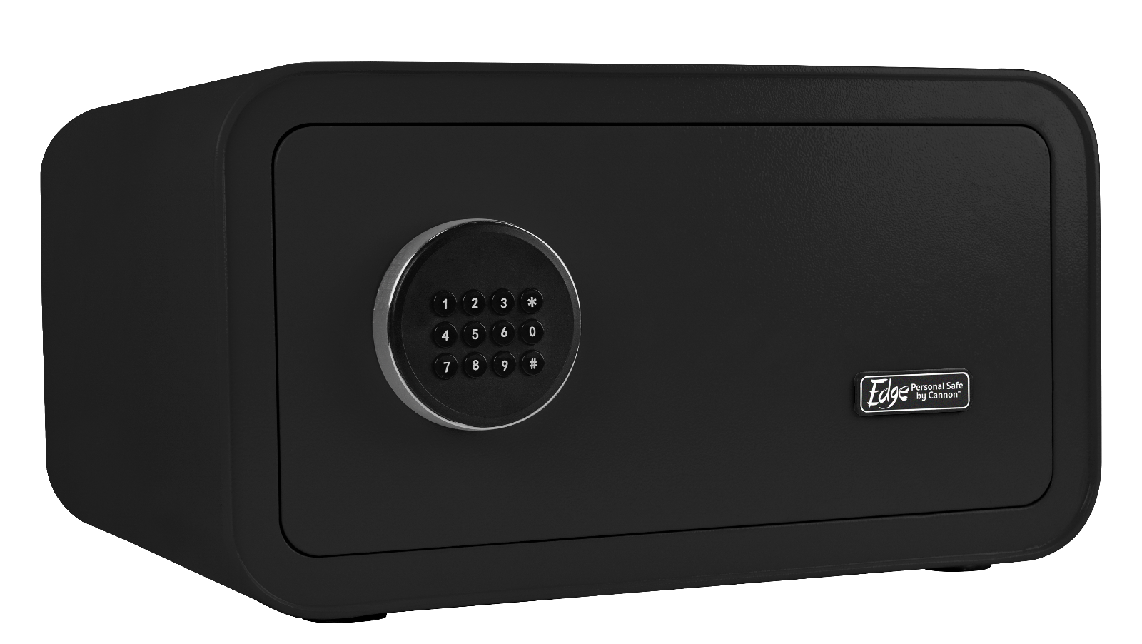 small black safe