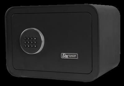 black small safe