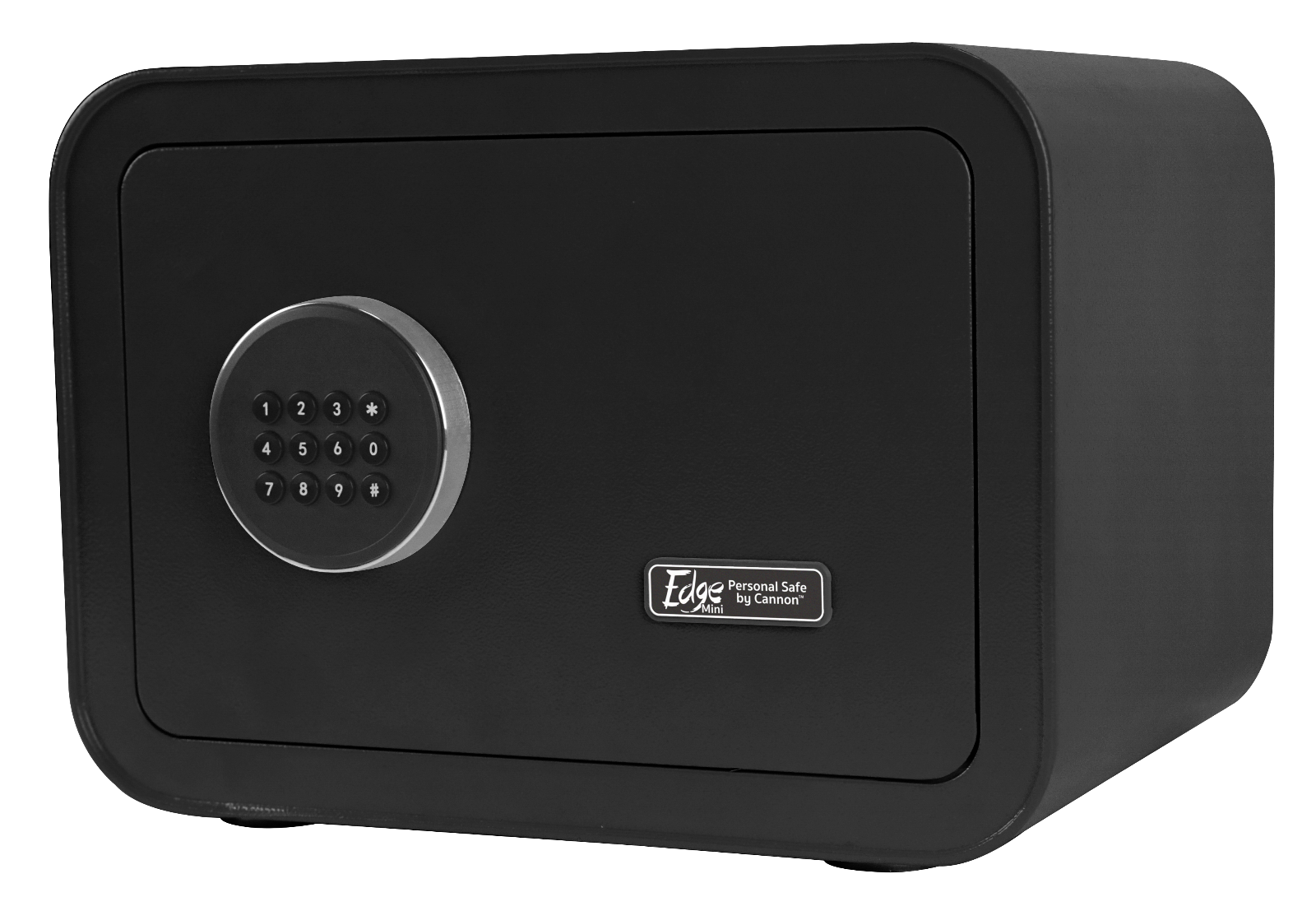 black small safe