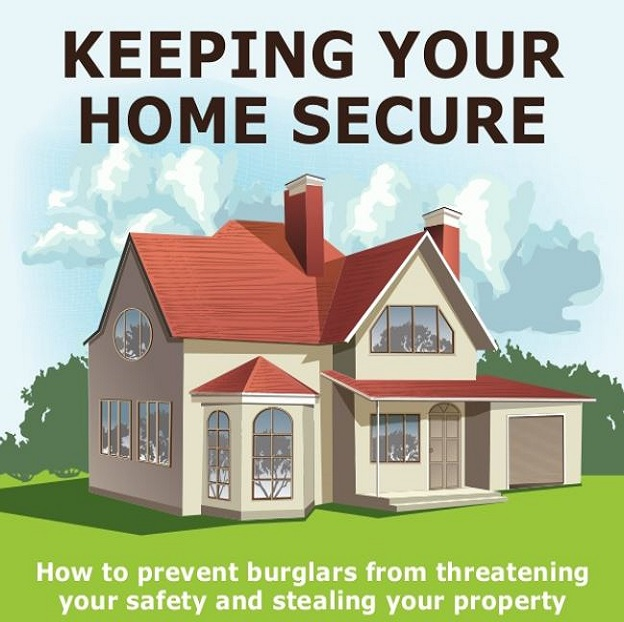 Keeping your home secure