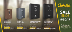 cannon safe at cabelas