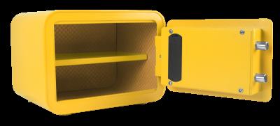 yellow edge safe