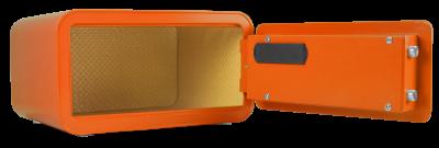 orange personal safe