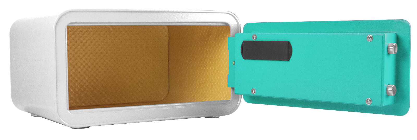 colorful personal safe