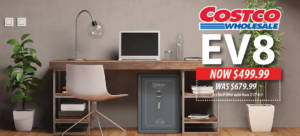 office safe on sale at costco