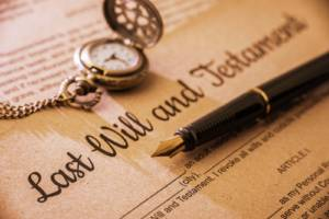 Estate and will planning documents