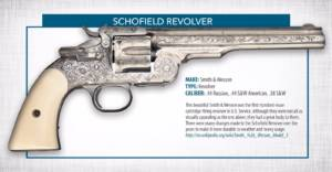 smith & wesson schofield revolver