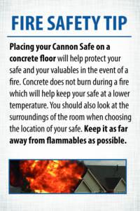fire saftey tip