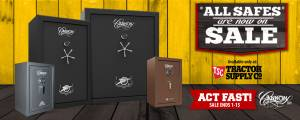 safe sale at tractor supply