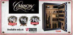 Cannon Safe Tractor Supply