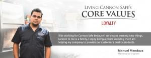 cannon core values
