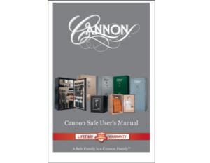 Cannon safe lifetime warranty
