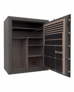 large open gun safe
