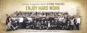 cannon safe family