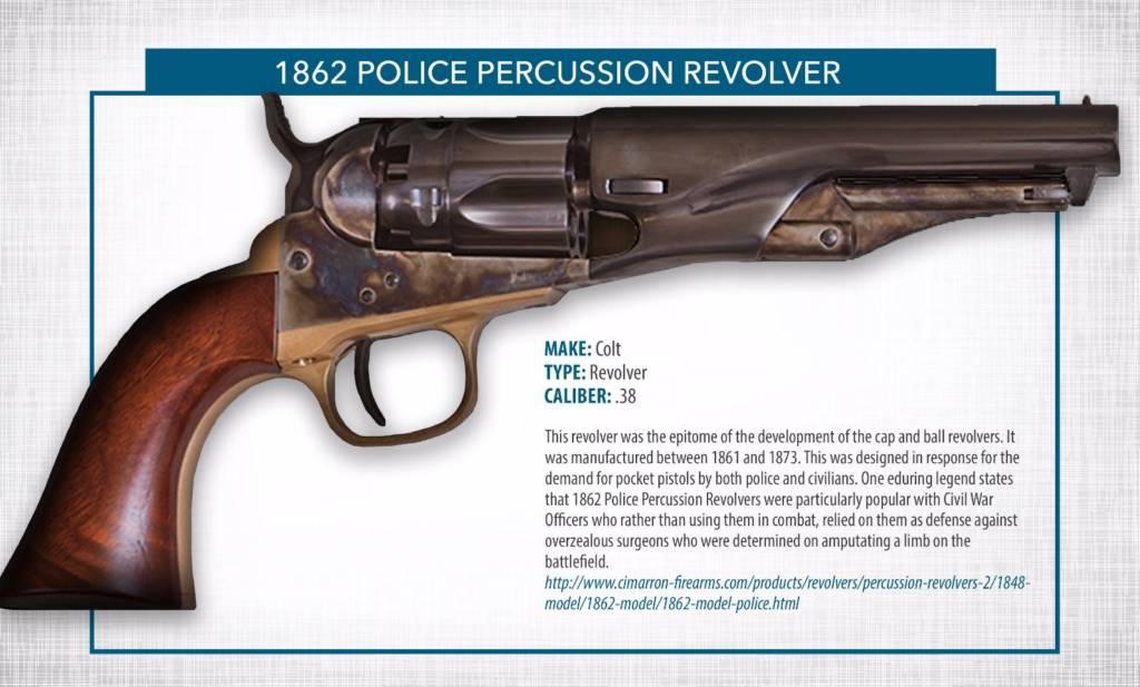 police percussion revolver